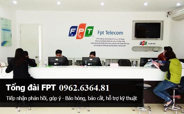 văn phòng fpt