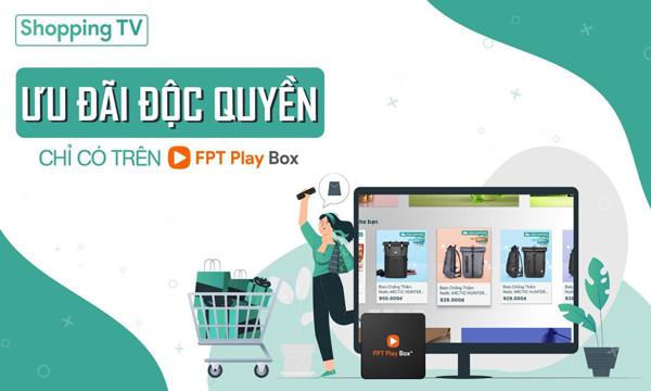 shopping tv mua sắm online