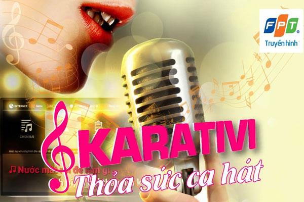 ứng dụng karativi