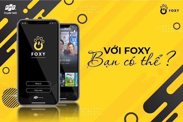 ứng dụng foxy